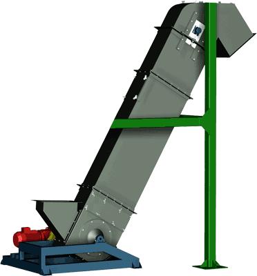 Элеватор и экскаватор допустимые углы наклона конвейера